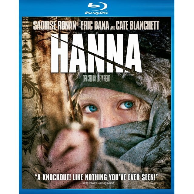 Hanna [Blu-ray+Digital Copy]