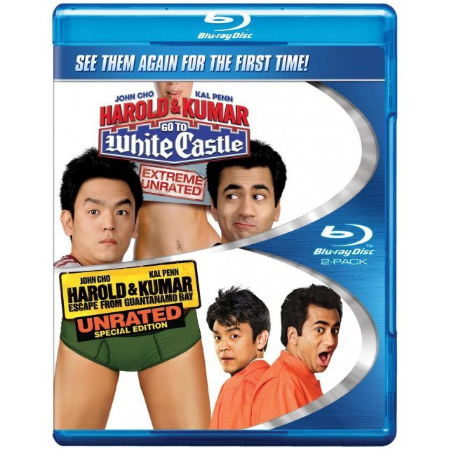Harold & Kumar Go To White Castle/Escape From Guan