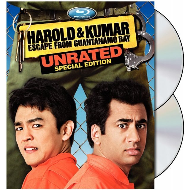 Harold & Kumar Escape From Guantanamo Bay (Unrated Special Edition)