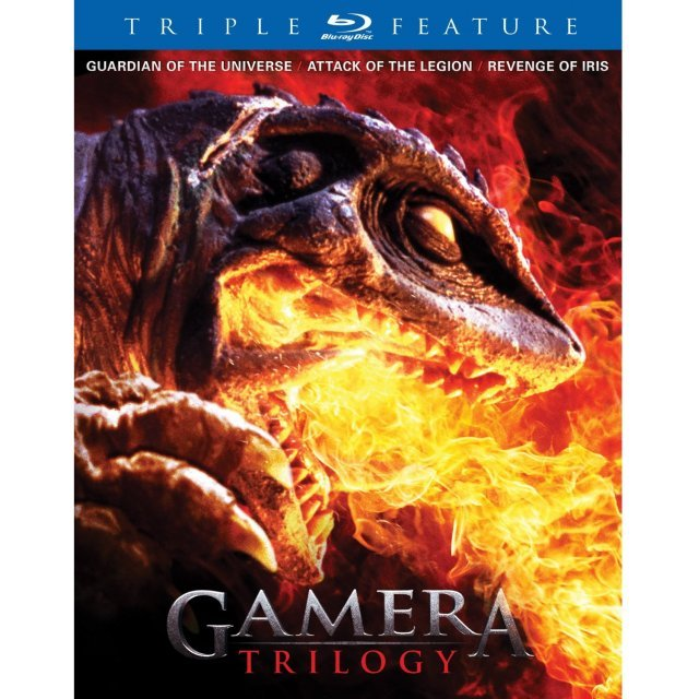 Gamera Trilogy