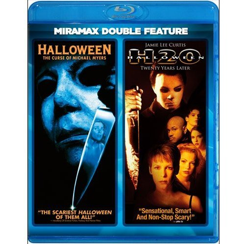 Halloween: The Curse of Michael Myers / Halloween: H20