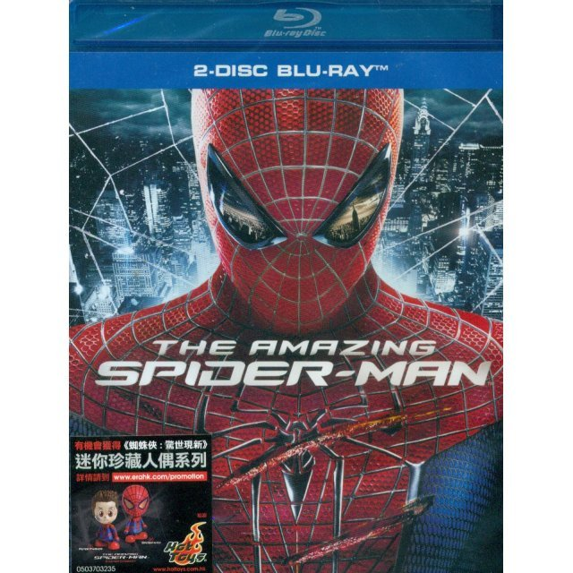 The Amazing Spider-Man [2D 2-Disc Version]