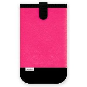 Cleaner and Pouch for Wii U GamePad (Pink)
