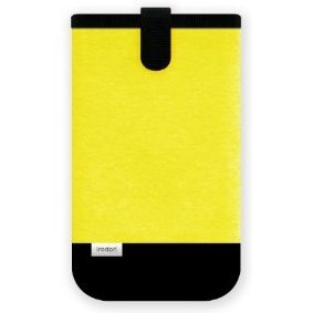 Cleaner and Pouch for Wii U GamePad (Yellow)