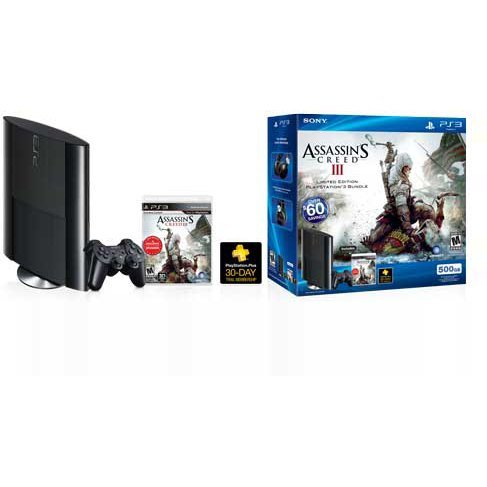 PlayStation3 Assassin's Creed III Bundle