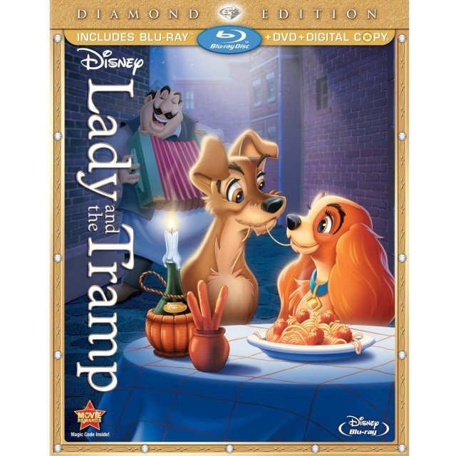 Lady and the Tramp [Diamond Edition]