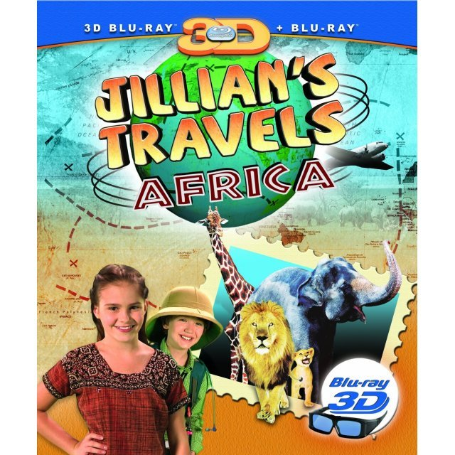 Jillian's Travels: Africa 3D