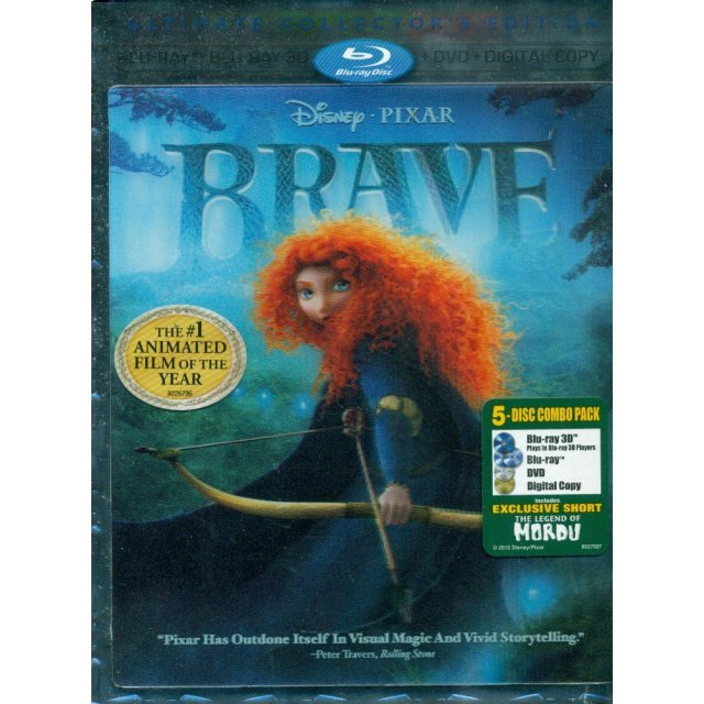 Brave [Ultimate Collector's Edition: 5-Disc Combo Pack]