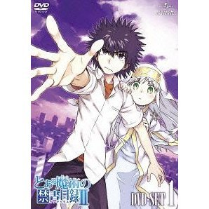 To Aru Majutsu No Index 2 Dvd Set 1