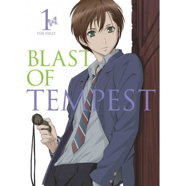 Zetsuen No Tempest / Blast Of Tempest 1 [Blu-ray+CD Limited Edition]