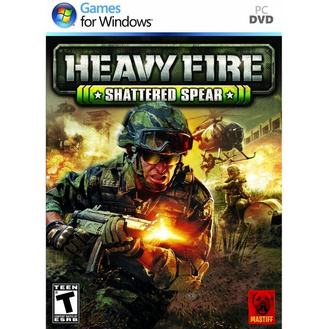 Heavy Fire: Shattered Spear (DVD-ROM)
