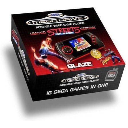 Sega Mega Drive - Streets of Rage (Limited Edition)