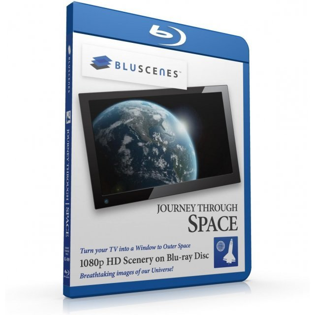 BluScenes: Journey Through Space