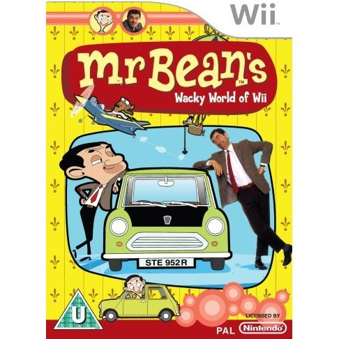 Mr Bean's Wacky World of Wii
