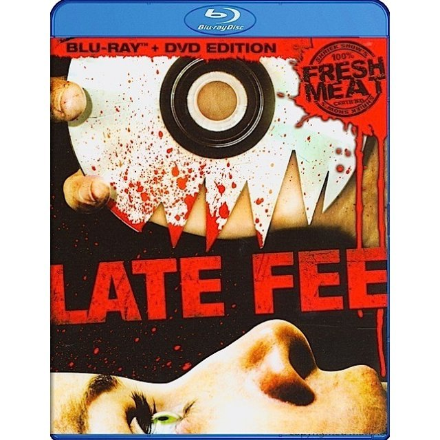 Late Fee [Blu-ray+DVD]