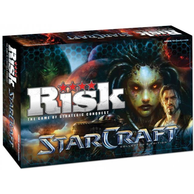 RISK: Star Craft Collector's Edition