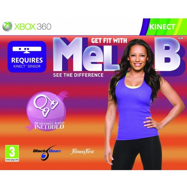 Get Fit with Mel B (w/ Resistance Board)