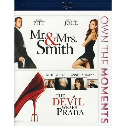Mr. & Mrs. Smith / Devil Wears Prada