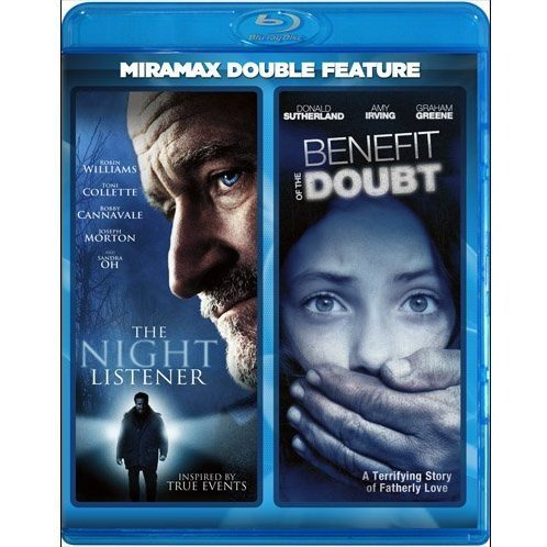 The Night Listener / Benefit of the Doubt
