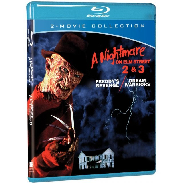 A Nightmare on Elm Street 2 & 3