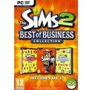The Sims 2 Best of Business Collection (DVD-ROM)