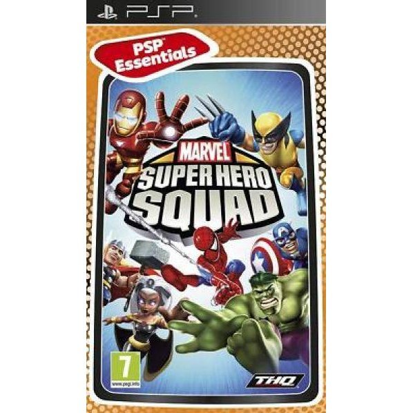 Marvel Super Hero Squad (PSP Essentials)