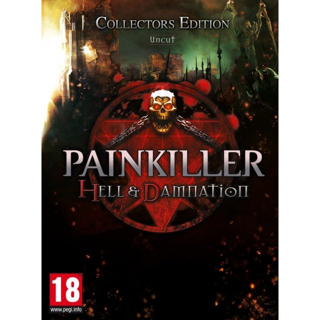 Painkiller: Hell & Damnation (Collector's Edition) (DVD-ROM)