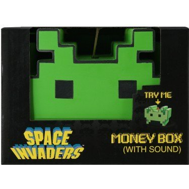 Space Invaders: Money Box