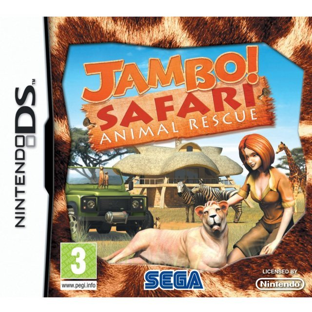 Jambo! Safari: Animal Rescue