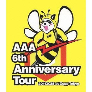 6th Anniversary Tour 2011.9.28 At Zepp Tokyo