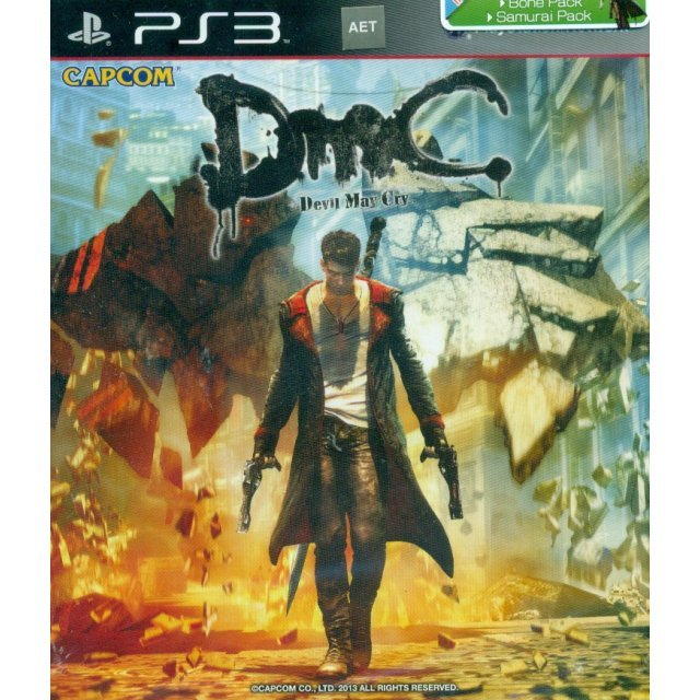 DMC: Devil May Cry (Multi Language)