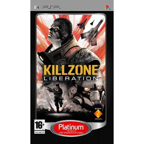 Killzone: Liberation (Platinum)