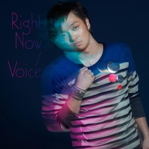 Right Now / Voice [CD+DVD (Live Ver.)]
