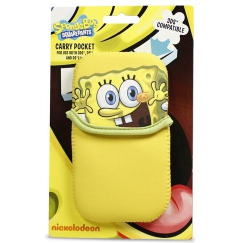 Spongebob Squarepants Carry Pocket