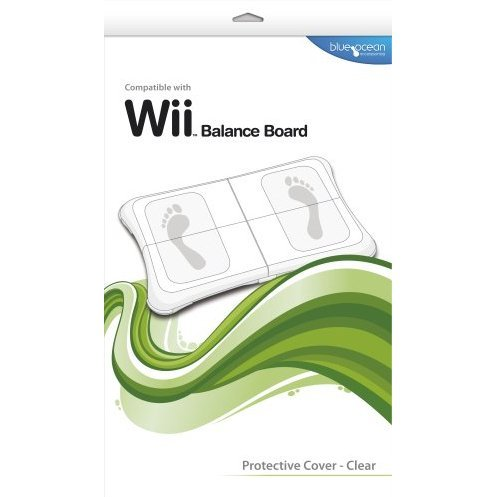 Wii Balance Board Protective Cover (Clear)