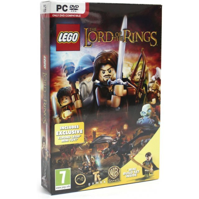 LEGO The Lord of the Rings (Toy Edition) (DVD-ROM)