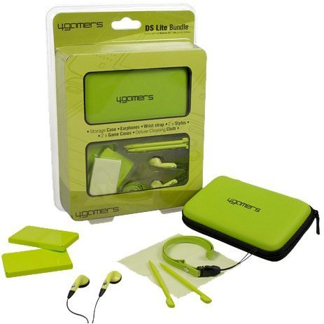 4Gamers Accessory Bundle (Green)