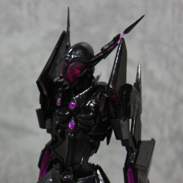 Accel World Pre-Painted PVC Figure: Black Lotus