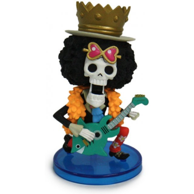 One Piece World Collectable Pre-Painted PVC Figure Vol.28: Brook