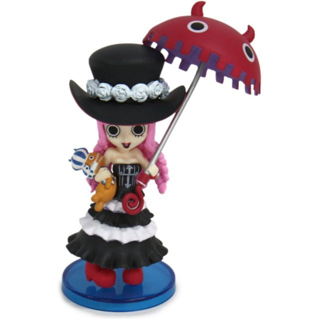 One Piece World Collectable Pre-Painted PVC Figure Vol.28: Perona