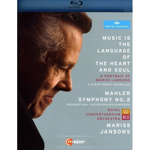 Music Is the Language of the Heart & Soul / Mahler S