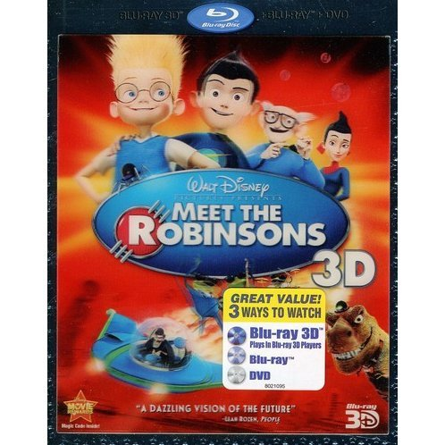 Meet the Robinsons 3D