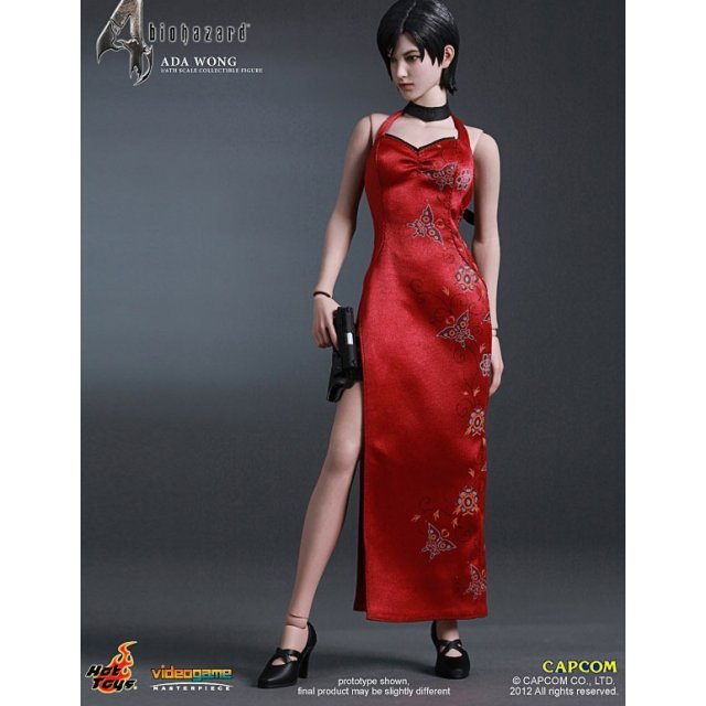 Resident Evil 4 HD Remastered Edition 1/6 Pre-Painted PVC Figure: Ada Wong