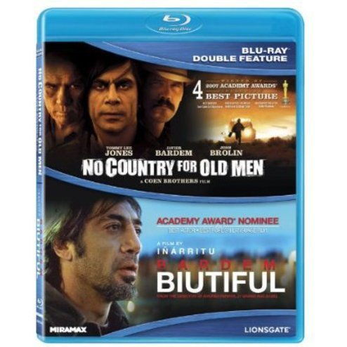 Javier Bardem: Double Feature (No Country for Old Men / Biutiful)