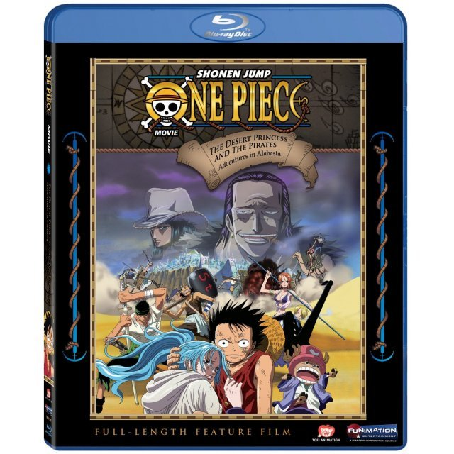 One Piece: The Desert Princess and the Pirates, Adventures in Alabasta