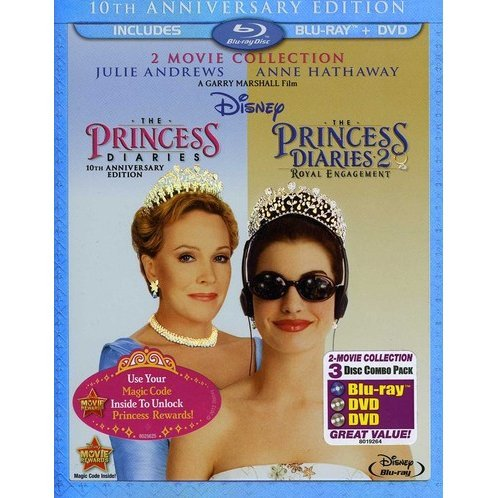 Princess Diaries / Princess Diaries 2: Royal Engagement