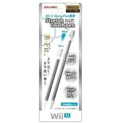 Stretch Touch Pen for Wii U Gamepad (White)