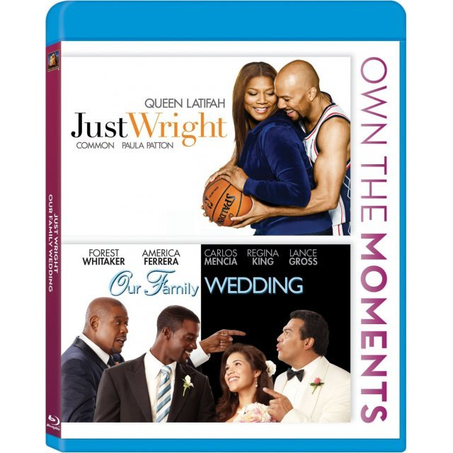 Our Family Wedding / Just Wright