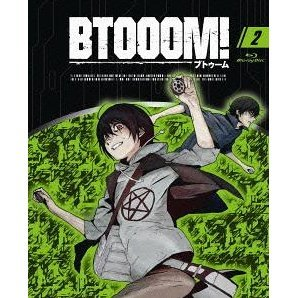 Btooom 02 [Blu-ray+CD Limited Edition]
