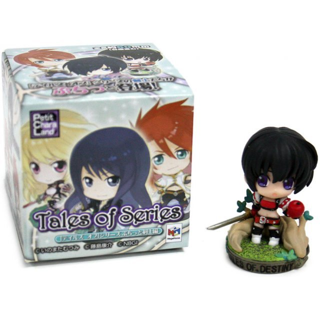 Tales of Series Petit Chara Land: Putit Swordman